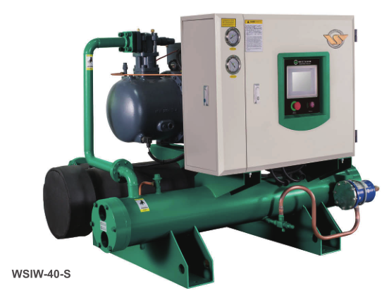WSIW Screw Chiller